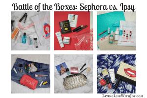 Battle of the Boxes: April – June 2017