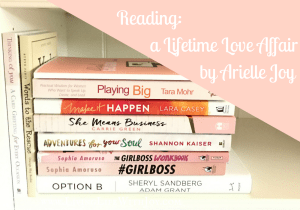 Reading: A Lifetime Love Affair