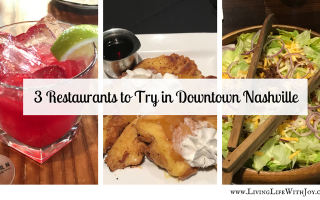 Tasty Travels: Downtown Nashville