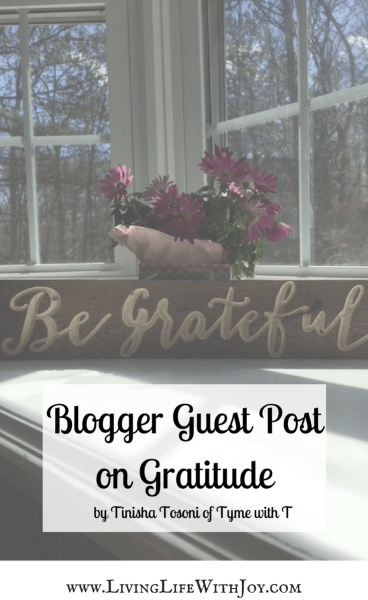 blogger guest post by tinisha tosoni