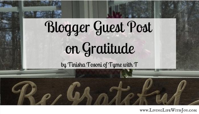 blogger guest post on gratitude