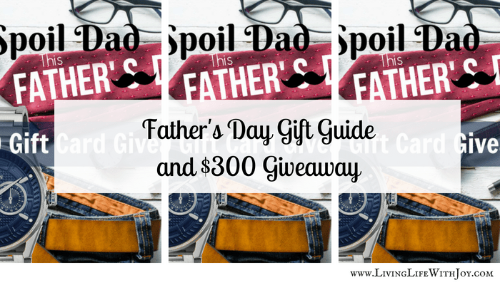 Father's Day Gift Guide & a $300 MyGiftStop Gift Card Giveaway