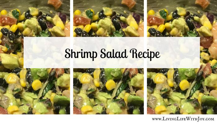 Shrimp Salad Recipe