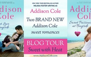 New Sweet With Heat Series by Addison Cole