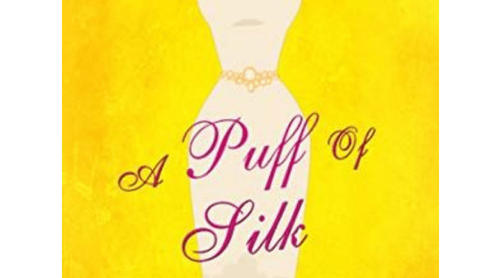 Book Review: A Puff of Silk by Kathleen Shoop