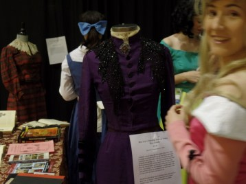 Property of Miss Lizzy's Travelling Historical Fashion Show