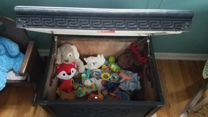 We'll have plenty of room for toys! (Famous last words?)