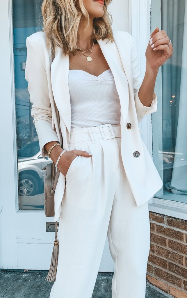 20 Trendy Business Casual Outfits For Woman - Cassi Adams
