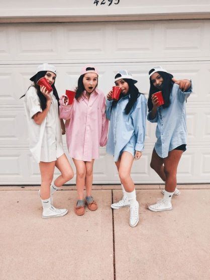 10/07/2020· 36 creative trio halloween costumes to rock with your two best friends. 32 Best Group Halloween Costumes For Teens Cassi Adams
