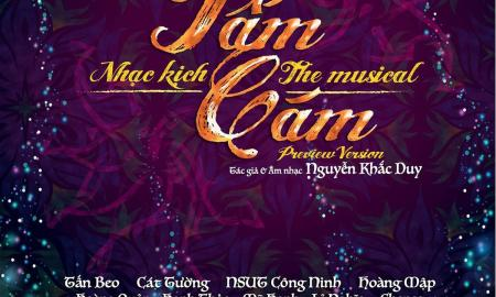 Tam Cam Official Poster