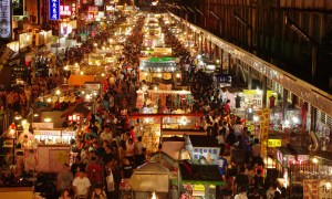Taiwan night markets