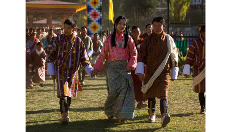 Bhutan-Happy-People