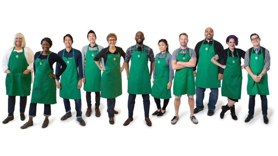 come lavorare da Starbucks?