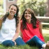 Meet my cousin Laura. She is my bestie. And we are gonna change the world sayitsurvivor.org