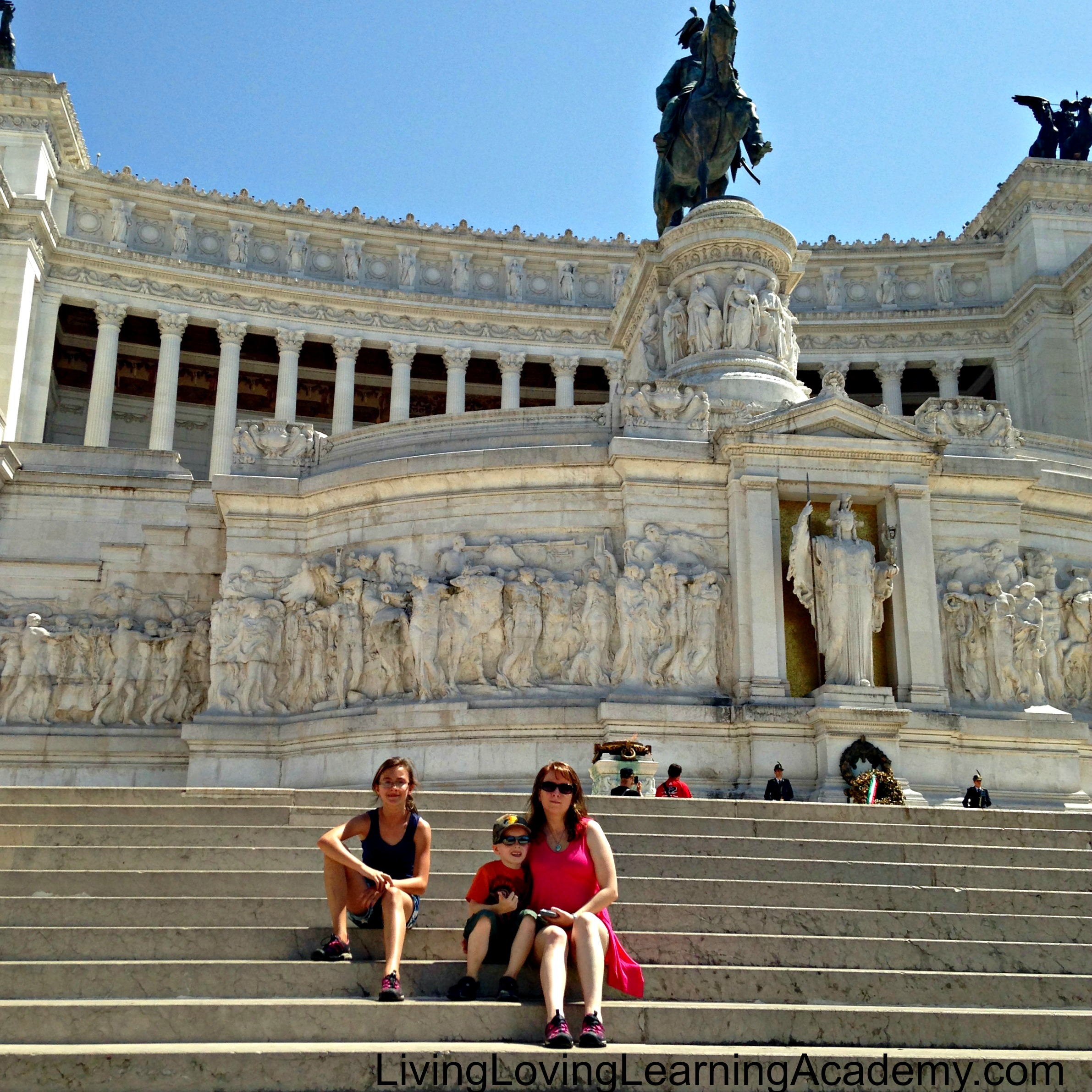 Roman Vacations: Roman Holiday: A Family Vacation To Rome (Part 2)