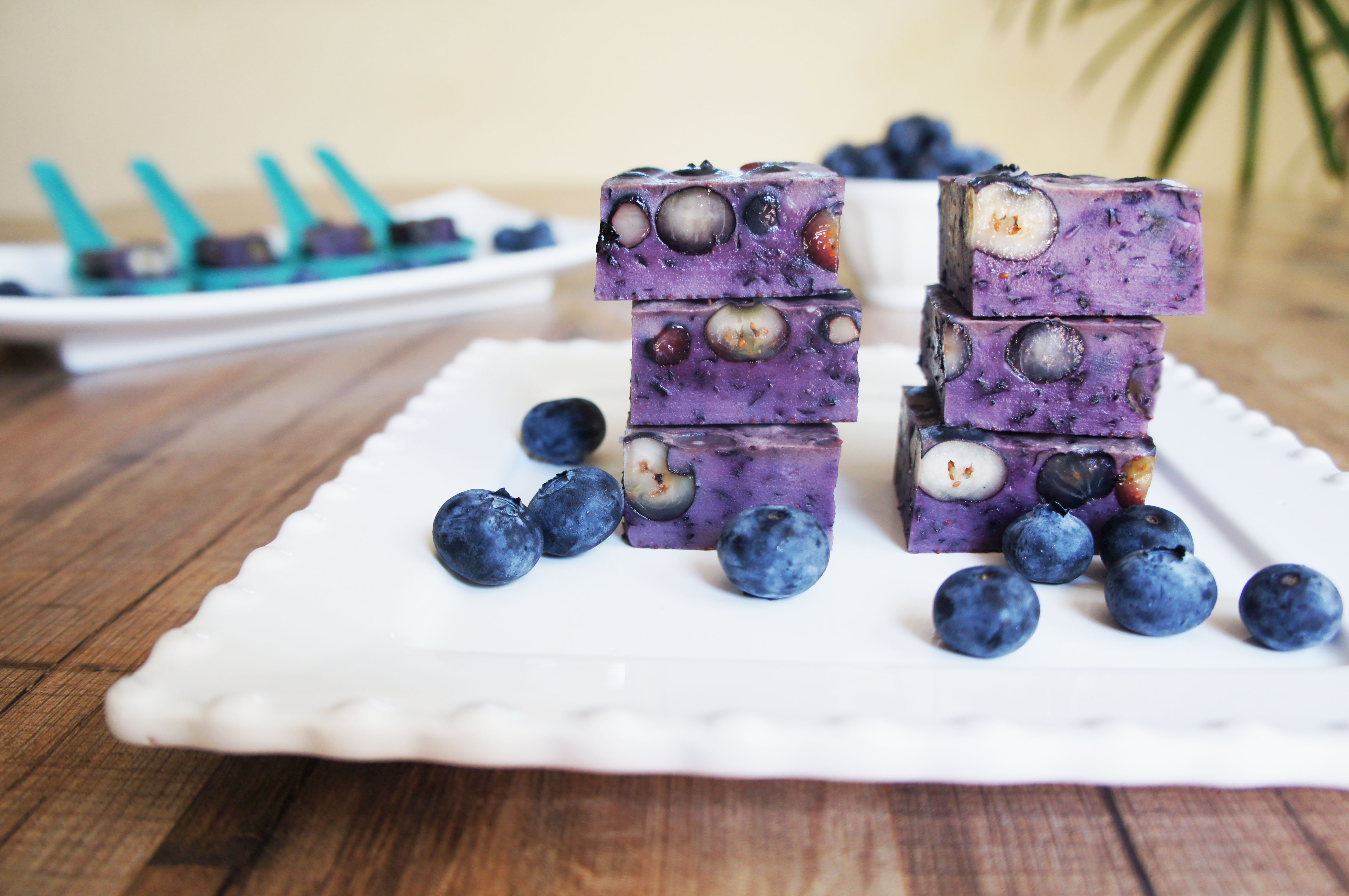 Blueberries & Cream Gummies