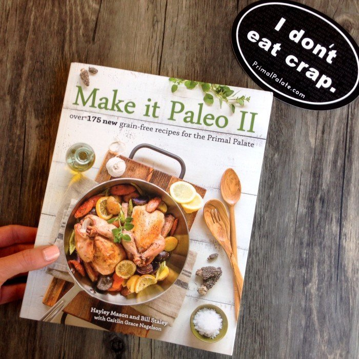 Make It Paleo II – Review & Recipe!
