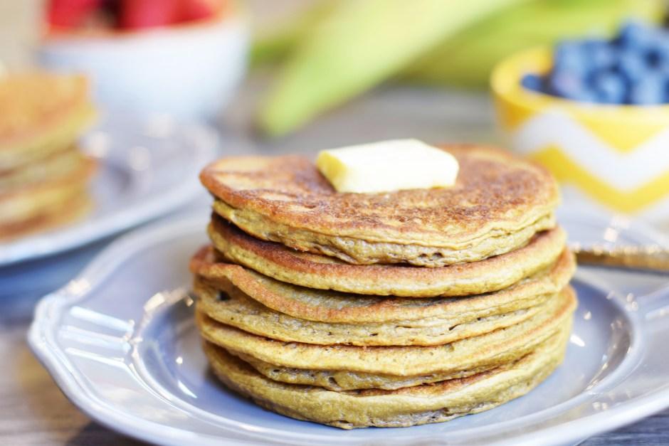 Pancakes Close