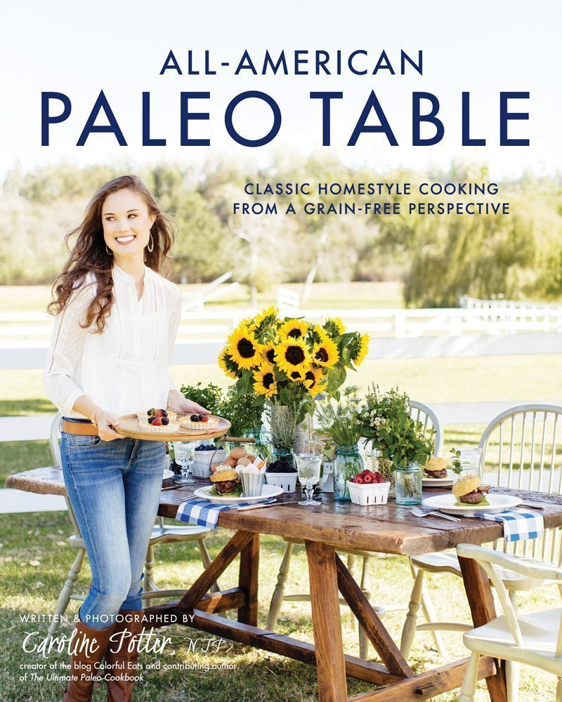 All-American Paleo Table – Review & Recipe Sneak Peek!