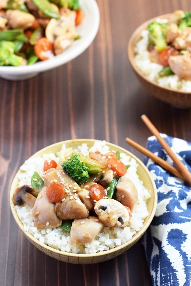 Weeknight Chicken Stir-Fry