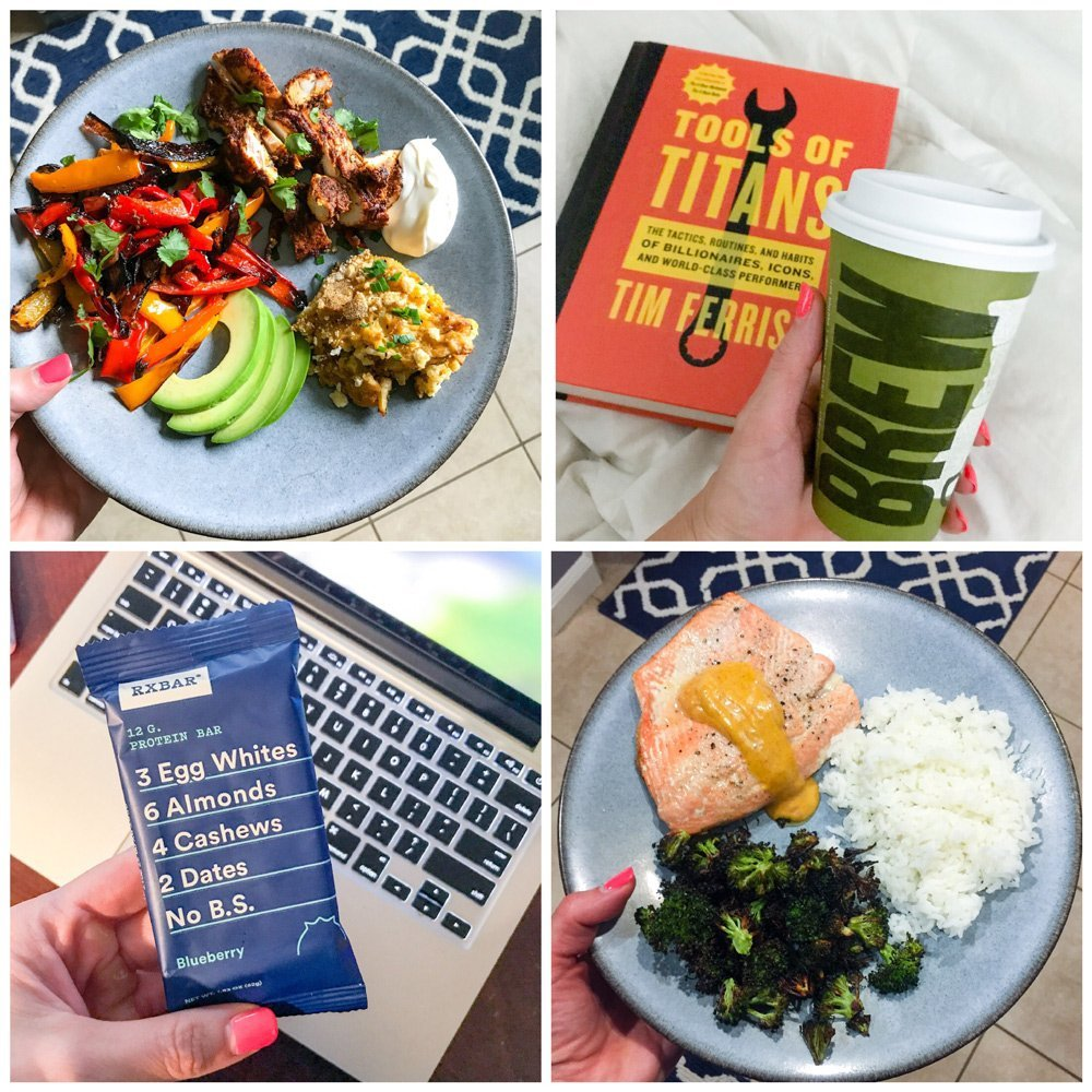 What I Ate In A Day + Changing The Way I See Food