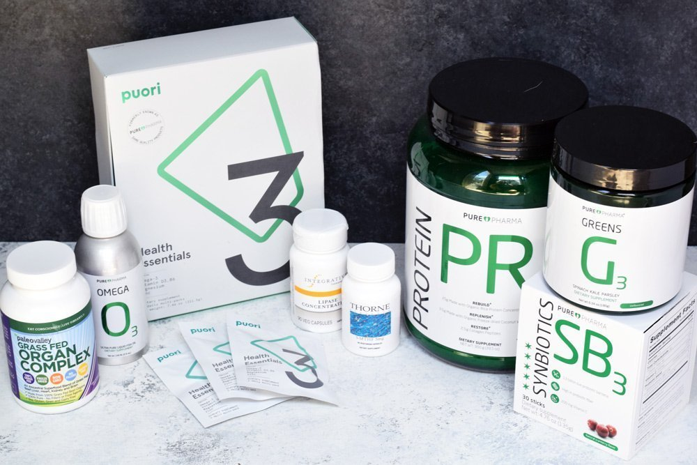 My Favorite Supplements + Giveaway!