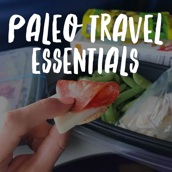Paleo Travel Essentials