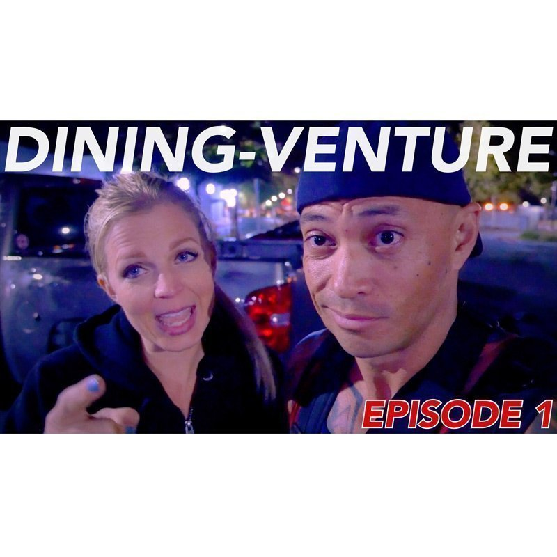 Dining-Venture Episode 1 (video!)