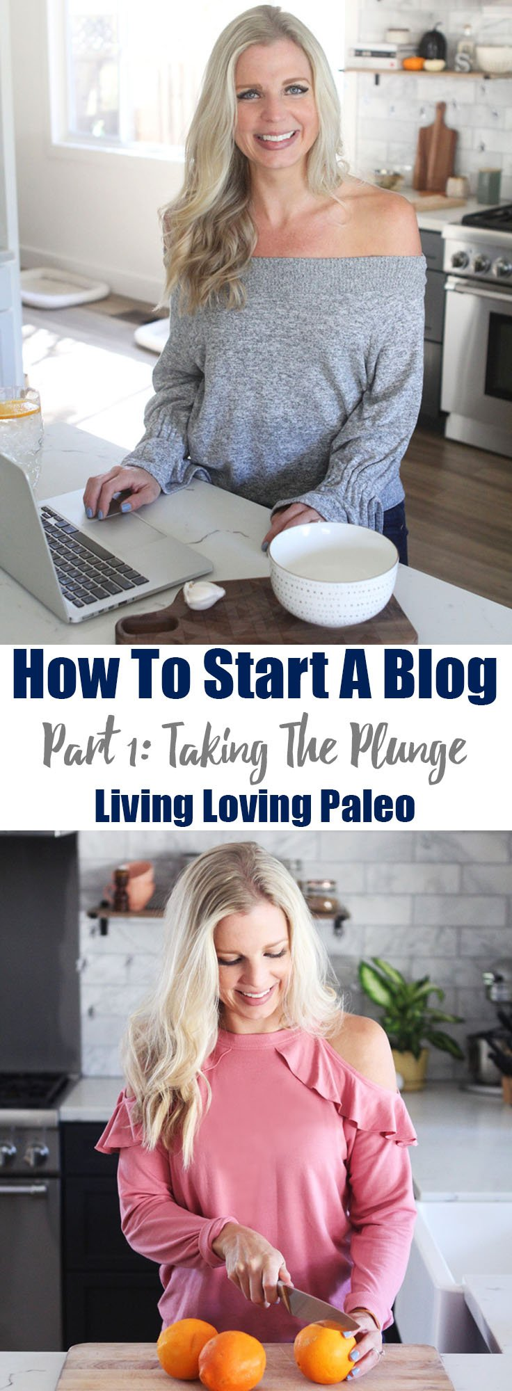 How To Start A Blog – Part 1: Taking The Plunge