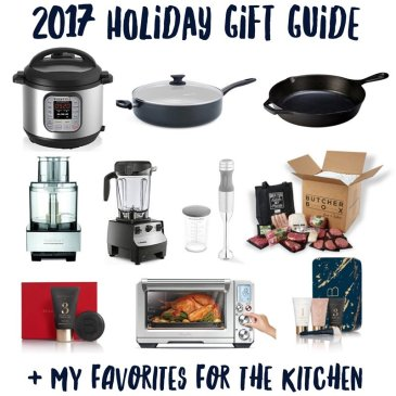 2017 Holiday Gift Guide + My Favorites For The Kitchen