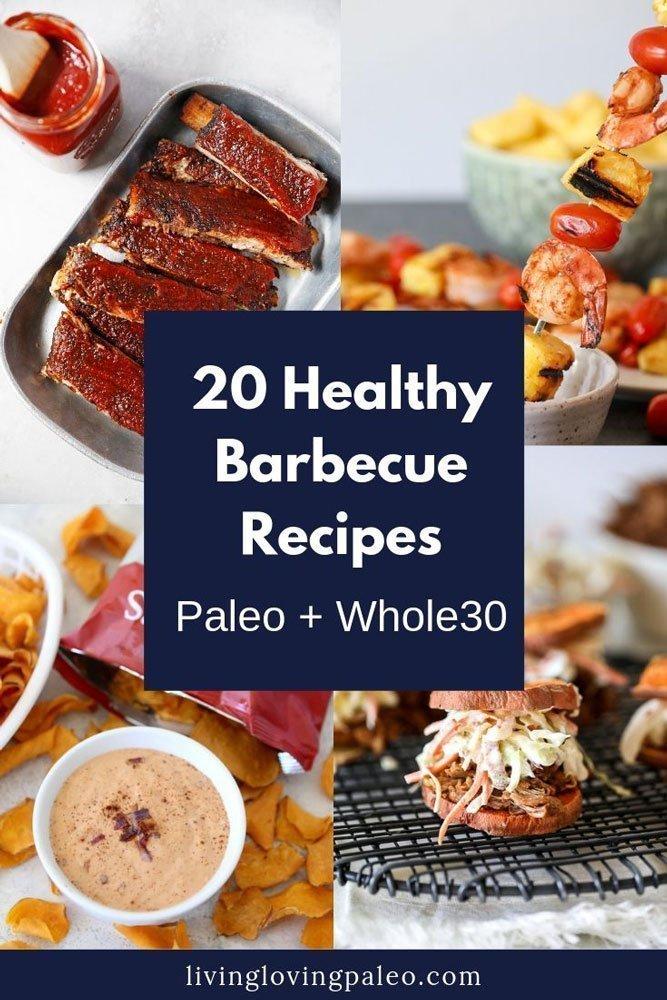 Healthy Barbecue