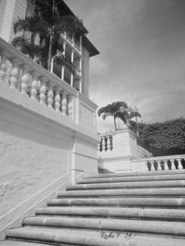 Biltmore Hotel, Coral Gables, FL - Monochrome