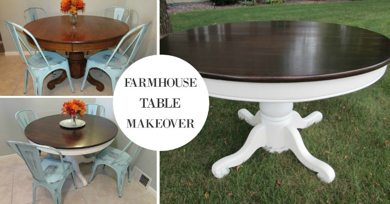 Diy farmhouse table project that will help you save money look how amazing this diy farmhouse table turned out the best part of doing diy save solutioingenieria Image collections