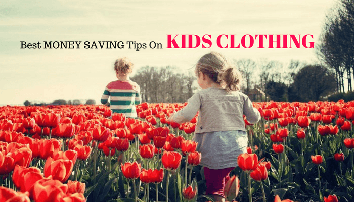 These are the best money saving tips on kids clothing! Trying to find cute clothes for girls and boys can be hard when your budget is small. So if you are on budget or just trying to save check out these tips on how and where to shop.