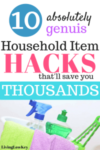 10 Awesome Hacks That\'ll Save You Thousands On Your Household Items