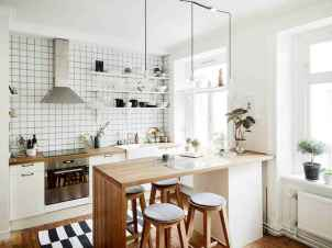 100 great design ideas scandinavian for your kitchen (67)