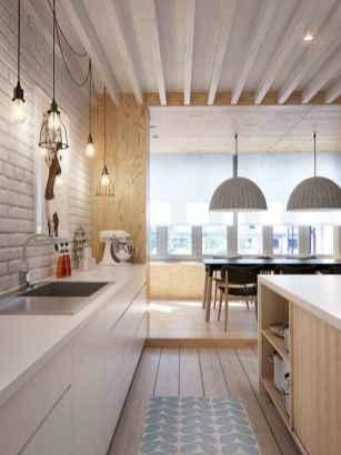 100 great design ideas scandinavian for your kitchen (82)