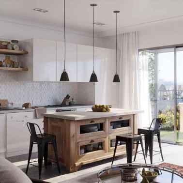 100 great design ideas scandinavian for your kitchen (9)