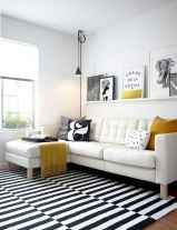 100 inspiring modern living room scandinavian decoration for your home (23)