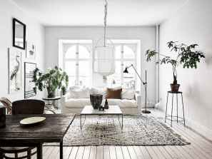 100 inspiring modern living room scandinavian decoration for your home (54)