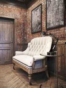 17 great vintage office room ideas remodel (12)