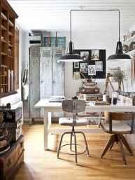 17 great vintage office room ideas remodel (6)