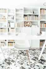 25 stunning home libraries with scandinavian style (17)