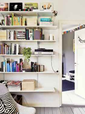 25 stunning home libraries with scandinavian style (20)