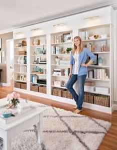 25 stunning home libraries with scandinavian style (21)