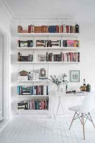 25 stunning home libraries with scandinavian style (49)