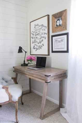30 amazing rustic home office ideas (12)