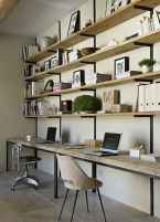 30 amazing rustic home office ideas (14)