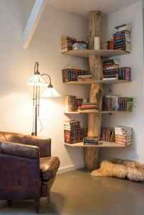 30 amazing rustic home office ideas (7)