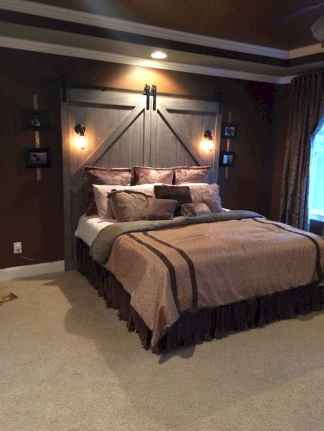 40 beautiful and elegant rustic bedroom decorating ideas (37)